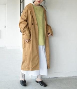 未使用 ローリーズファーム★ Wチェスターコート