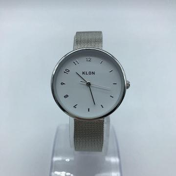 KLON クローン jam 腕時計 アナログ/3針 動作品 白文字盤