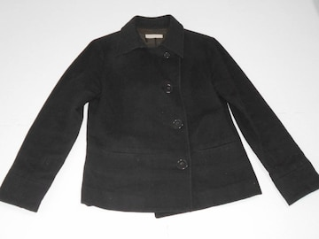 衣類 レディース Mサイズ Pコート ブラウン pageboy