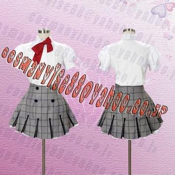 星座彼氏Starry☆Sky☆星月学園女子夏制服☆コスプレ衣装
