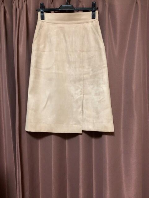 ☆ANAYIフェイクスエードスカート☆  < 女性ファッションの