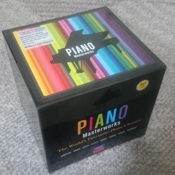 KF  ピアノ・マスターワークス Piano Masterworks 50CD