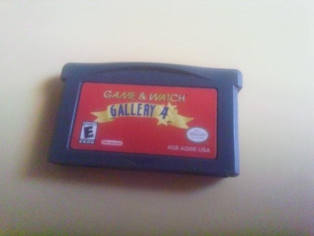 【送料無料】日本未発売 ゲームボーイギャラリー4  < ゲーム本体/ソフトの