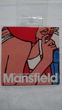 美品CD!! イッツ・ア・マンズ・マンズ・フィールド / マンスフィールド