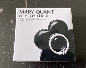 新品☆MARY QUANT(マリークワント) カラーパレット S☆