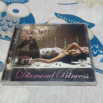 加藤ミリヤ/ ダイヤモンドプリンセス/ CD アルバム