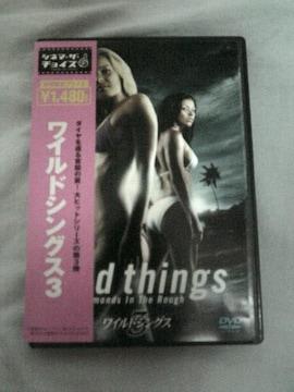●ワイルドジンクス3/DVD●