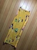 新品タグ付きasos★フラワープリント巻きスカート