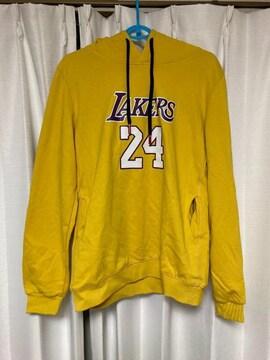 レイカーズ コービー パーカー バスケ マンバ NBA LA USA