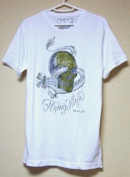 ◆REPLAY◆リプレイ◆スカル◆Tシャツ◆