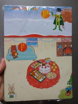 新品★雑誌付録「アンパンマン!クリスマスきらきらはめえ」