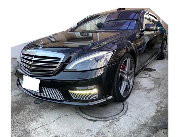 車検満タン AMGスポーツエディション Sクラス ベン w221 s550L < 自動車/バイク