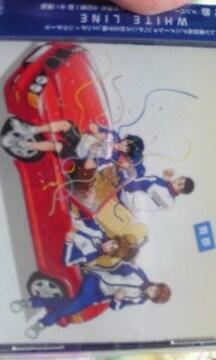 テニスの王子様青酢 CD WHITELINE不二手塚リョーマ