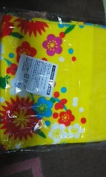 海物語 沖縄 フード付きタオル ☆