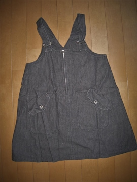 ジャンパースカート♪130cm