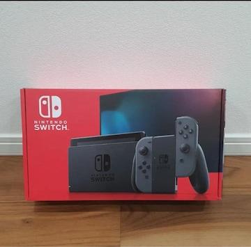 新品 送料込み Nintendo Switch ニンテンドースイッチグレー