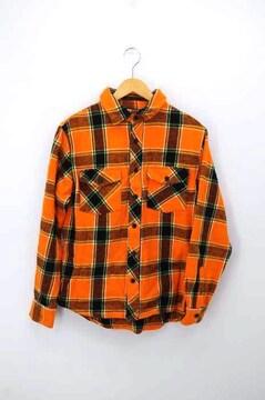 Stussy(ステューシー)チェック柄ヘビーコットンネルシャツシャツ