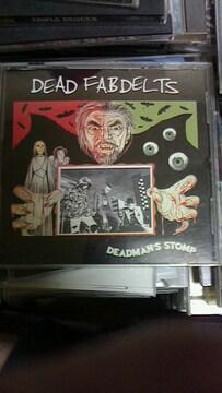 DEAD FABDELTS/DEADMAN'S STOMPロカビリーサイコビリークリームソーダ