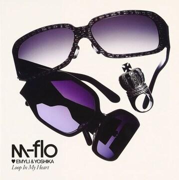 m-flo「Let go(Reggae Remix)(YOSHIKA) /HEY(和田アキ子」