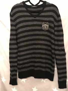 バーバリーブラックレーベル ニット セーター  2