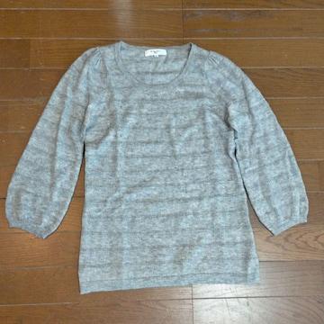 NATURAL BEAUTY BASICレディースニットセーター