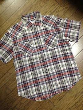 美品BOYCOTT チェックシャツ ボイコット