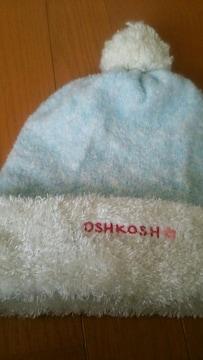 オシュコシュ OSHKOSH 冬 防寒 帽子 ふわふわ 子供 キッズ