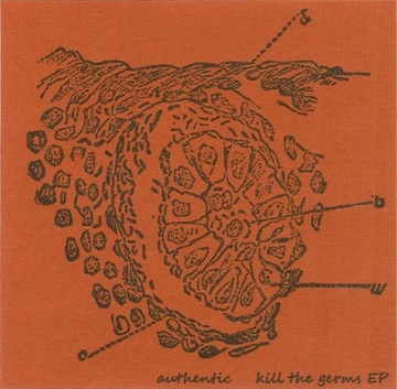 authentic kill the germs ep アングラ hip hop 8th wonder