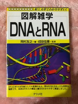 図解雑学 DNAとRNA