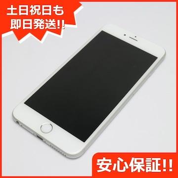 ●安心保証●美品●DoCoMo iPhone6 PLUS 64GB シルバー●