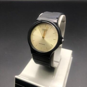 即決 CASIO カシオ 腕時計 MQ-24 ゴールド