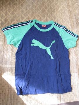 [リユース品]PUMA Tシャツ 135�p