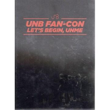 【DVD】ユエンビー - 2018 UNB Fan-Con