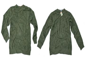 新品 futura 2000 フュチュ-ラ 長袖T-シャツ緑 M