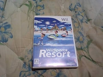 【Wii】Wii Sports Resort(ウィースポーツリゾート)
