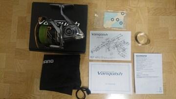 シマノ ヴァンキッシュC3000SDH
