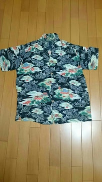 50年代  vintageアロハシャツ