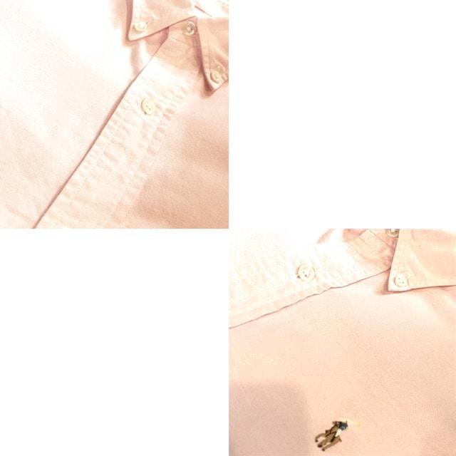 Ralph Lauren■シャツ■ワンポイント■ラルフローレン■ピンク < ブランドの