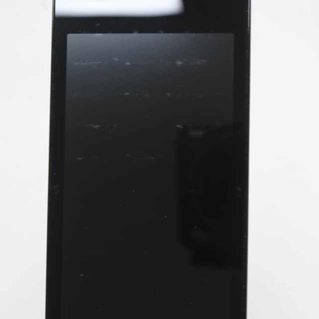 ●安心保証●良品中古●P-01J P-smart ケータイ ブラック● < 家電/AVの