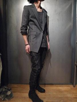 sistereシステレ 七分袖テーラードジャケット 0