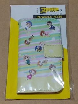 【ヘタリア 】手帳型スマホケース(iPhone6/6s/7/8 対応)