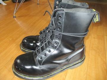 ドクターマーチン 1919 10ホール ブーツ 28センチ