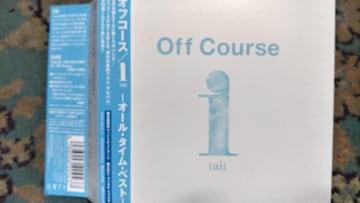 オフコース(小田和正) i 2CD-1DVD 3枚組ベスト 帯付