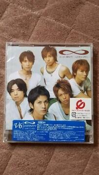 V6 ∞ INFINITY-LOVE&LIFE-  未開封/送料無料