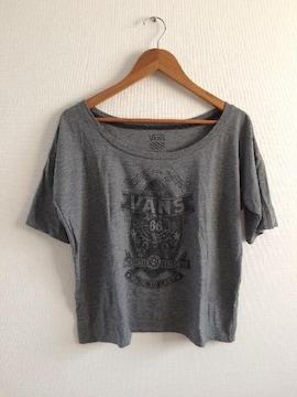 VANS レディースTシャツ M