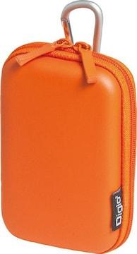 デジタルカメラケース S オレンジ