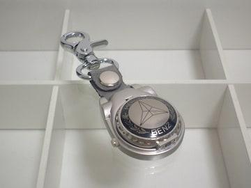 ★送料無料★激安★Mercedes‐Benz★BIG★キーホルダー型時計★