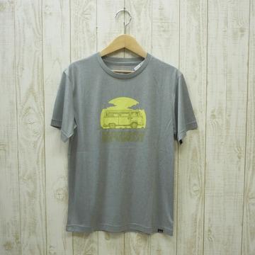 即決☆マーモット特価WAGON半袖Tシャツ GRY/Lサイズ 新品 ワゴン