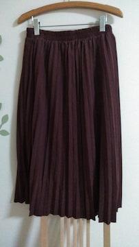 ビーアビーディ3Lプリーツスカート新品