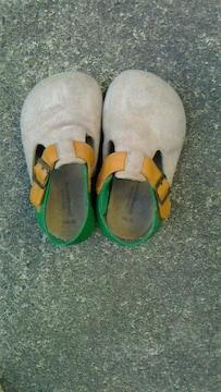 中古☆18靴。